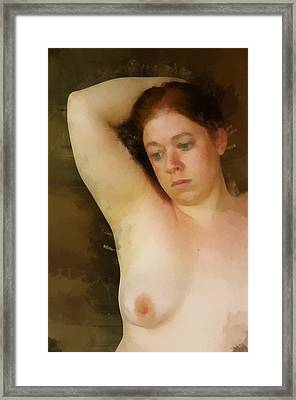 Pnri0801 Framed Print by Henry Butz