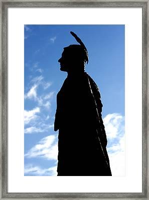 Pocahontas Framed Print