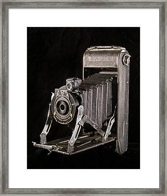 Pocket Kodak Series II Framed Print