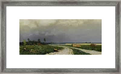 Podolsky District Framed Print