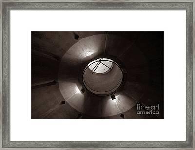 Poetry Of Light Framed Print