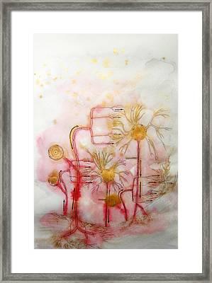 Poiesis Framed Print