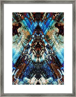 Point Light Framed Print