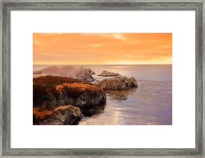 Point Lobos  Framed Print by Utah Images