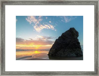 Framed Print featuring the photograph Point Meriwether by Ryan Manuel