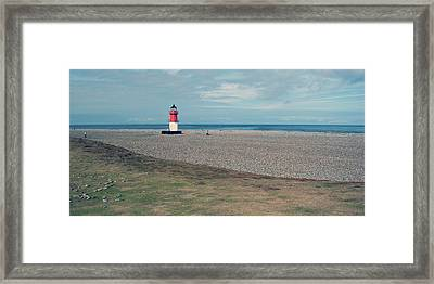 Point Of Ayre Framed Print by Steve Watson