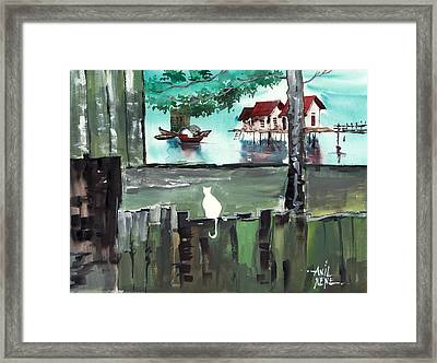 Point Of View Framed Print by Anil Nene