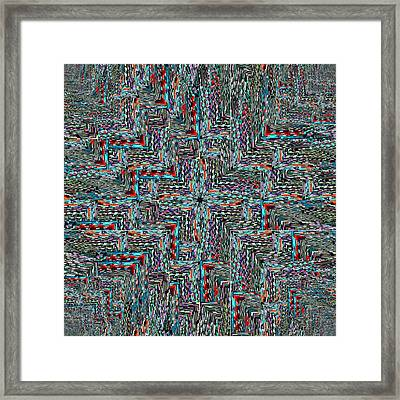 Point Of View Framed Print by Tim Allen