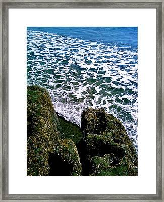 Point Reyes Pt. 2 Framed Print by Jeff DOttavio