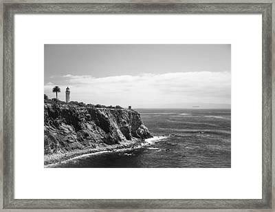 Point Vicente Lighthouse Framed Print by Ralf Kaiser