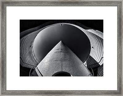 Pointed Framed Print by Gerard Jonkman