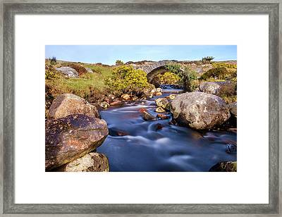 Poisoned Glen Bridge Framed Print