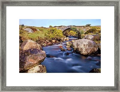 Poisoned Glen Bridge Framed Print