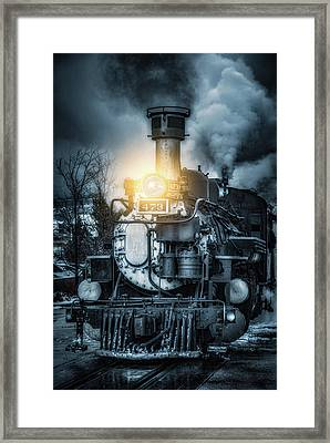 Polar Express Framed Print by Darren White