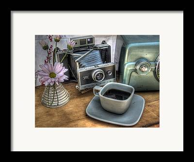 Coffee Framed Prints