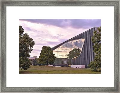 Polin Museum Warsaw Framed Print