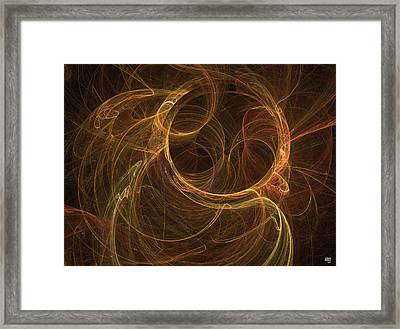 Politics Of Ecstasy Framed Print by Michele Caporaso