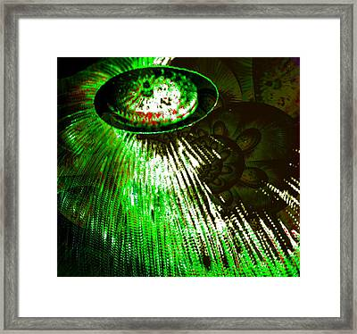 Pollution Free  Framed Print