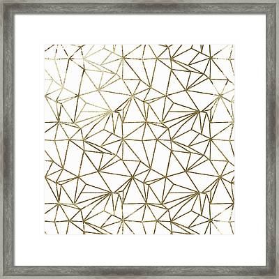 Polly Universe II Framed Print
