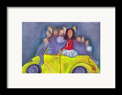 Little Girls98 Framed Prints