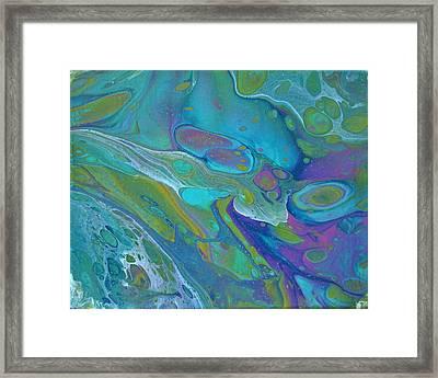 Pond 1 Framed Print