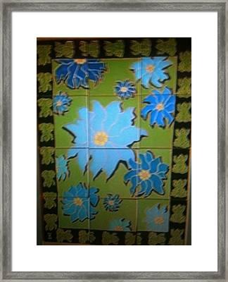 Pond Framed Print by Yana Yatsyk
