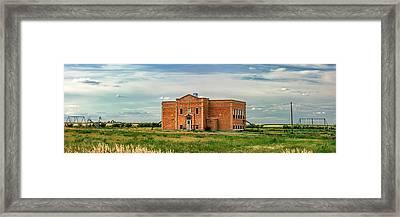 Pendroy School Framed Print