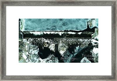 Ponemah Mill Dam Framed Print