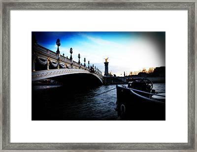 Pont Alexandre Framed Print by Cabral Stock