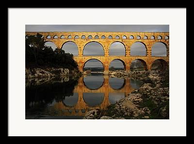 Languedoc-rousillon Framed Prints