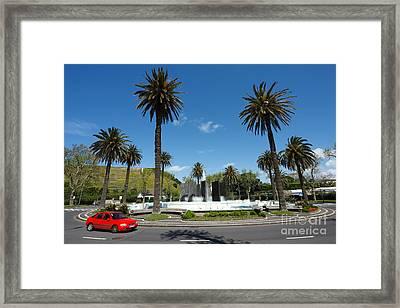 Ponta Delgada Framed Print by Gaspar Avila