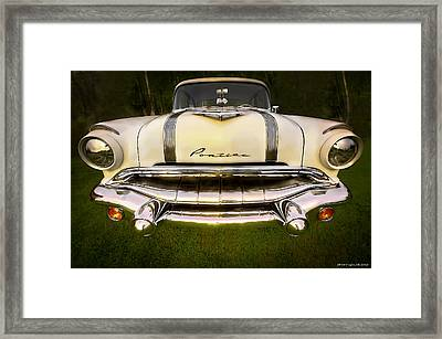 Pontiac Framed Print by Jerry Golab