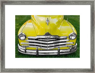 1948 Pontiac Framed Print