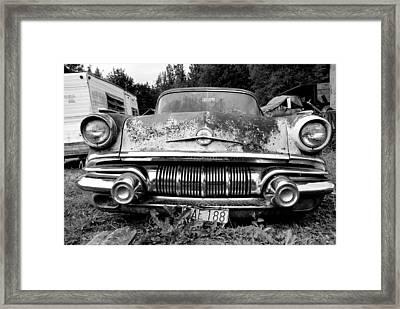 Pontiac Smile 2 Framed Print by Jennifer  Owen