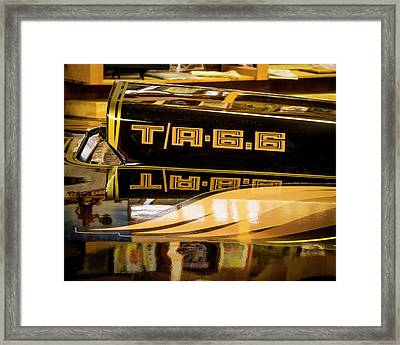 Pontiac Trans Am Framed Print