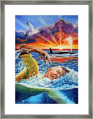 Pooka Hill 1 Framed Print