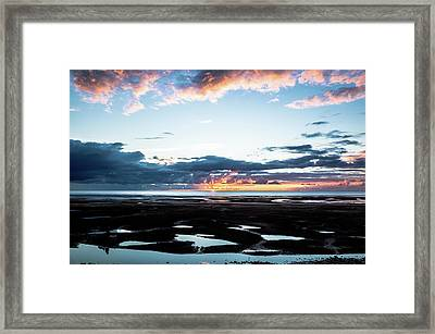 Pools Framed Print