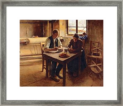 Poor People  Framed Print by Andre Collin