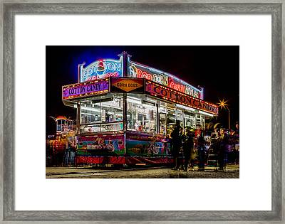 Pop And Candy Framed Print by Bryan Moore