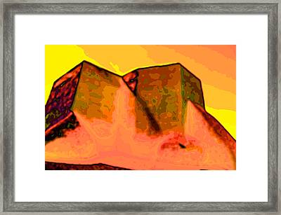 Pop  Framed Print by Charles Muhle