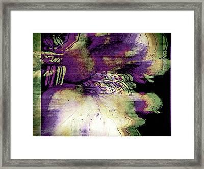 Pop Goes The Azalea Framed Print