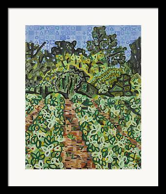 Knightdale Framed Prints