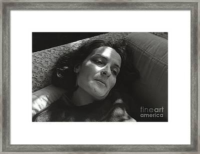 Popi Framed Print by Andrea Simon