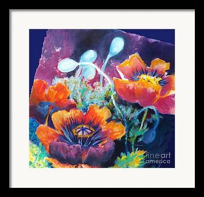 Kathy Braud Rrws Framed Prints