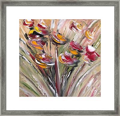Lest We Forget Framed Print by Donna Painter