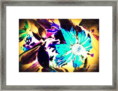 Poppiins Framed Print