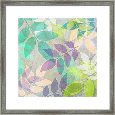 Poppy Shimmer IIi  Framed Print by Mindy Sommers