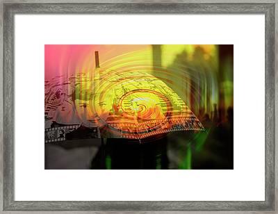 Popularity Framed Print by Nicole Frischlich