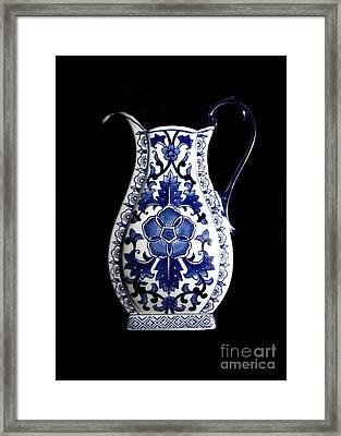 Porcelain1 Framed Print by Jose Luis Reyes