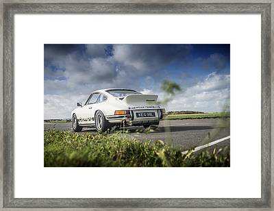 Porsche 2.7 Rs Framed Print